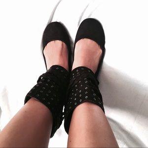 Black Flats 😍